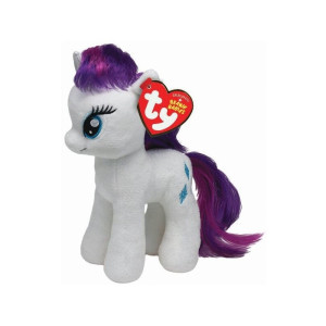 TY My Little Pony Reg Rarity
