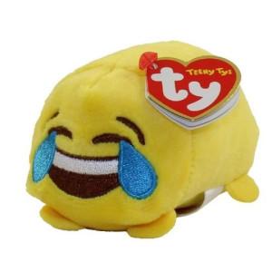 TY Teeny Tys Emoji Happy Skrattar
