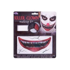 Make up Killer Clown
