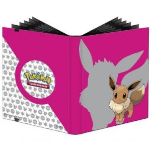 Pokémon Pro-Binder Eevee 9-pocket 2019