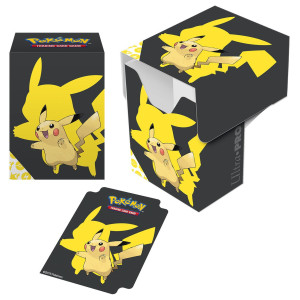 Pokémon Deck Box Pikachu 15102
