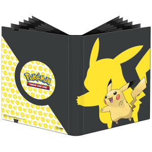 Pokémon Pro-Binder Pikachu 9-pocket 2019