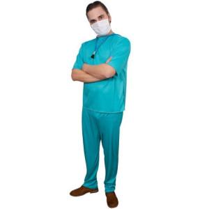 Maskeraddräkt Doktorsdräkt