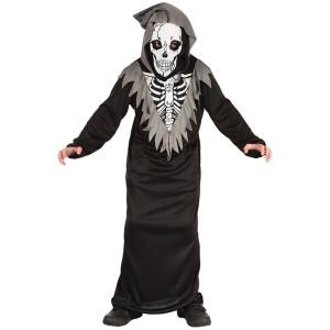 Maskeraddräkt Skelett 158-164cl