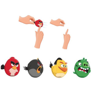 Angry Birds Splat Ball RED