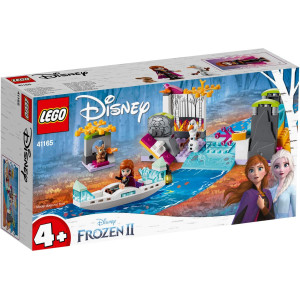 LEGO® Disney™ Annas kanotexpedition 41165