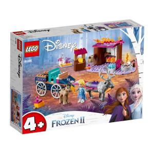 LEGO® Disney™ Elsas vagnäventyr 41166