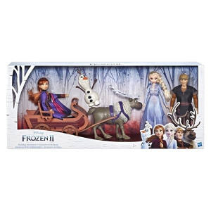 Frozen 2 Multipack med släde