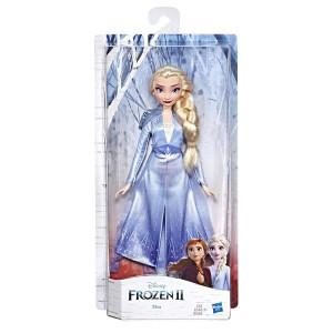 Frozen 2 Elsa Docka