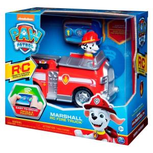Paw Patrol Marshall RC Firetruck