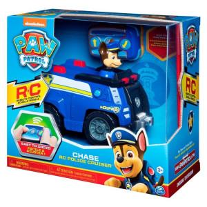 Paw Patrol Chase RC Polisbil