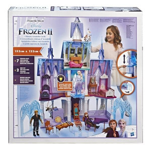 Frozen 2 Arendelle Castle Lekset