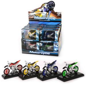 Motocross med ljud