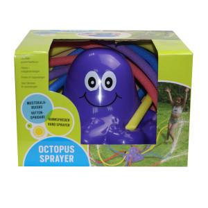 Octopus Sprayer Vattenlek