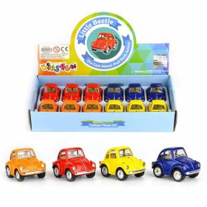 VW Beetle Mini med pullback