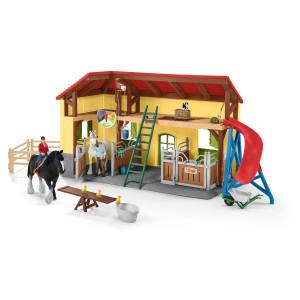 Schleich Farm World Häststall 42485