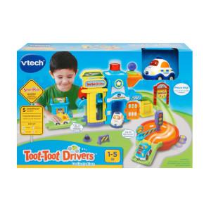 Vtech Toot-Toot Drivers Polisstation