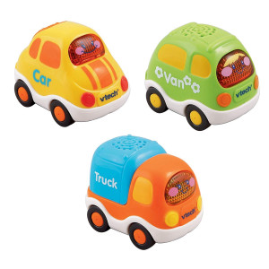 Vtech Toot-Toot Drivers Fordon 3-pack Flygplan mm.