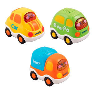 Vtech Toot-Toot Drivers Fordon 3-pack Minibuss mm.