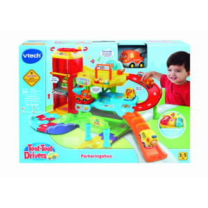 Vtech Toot-Toot Drivers Parkeringshus