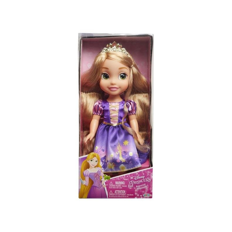 Disney Princess Rapunzel Stor Docka