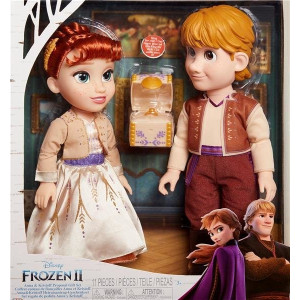 Frozen 2 Anna och Kristoffer Proposal Gift Set