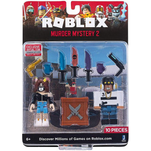 Roblox Murder Mystery 2 Game Pack