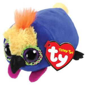 TY Teeny Tys Diva Papegoja