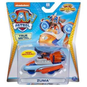 Paw Patrol True Metal 1-pack ZUMA Super Paws