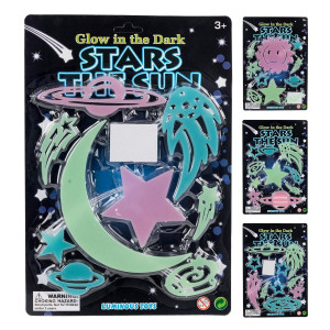 Självlysande stjärnor