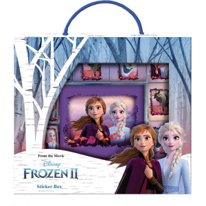 Frozen 2 Sticker box