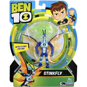 Ben 10 Figur Stinkfly