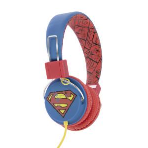 DC Comics Vintage Superman Hörlurar
