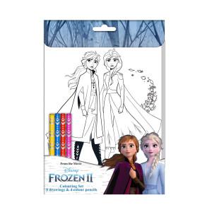 Frozen 2 Färgläggningsset