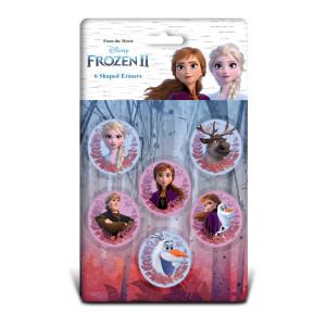 Frozen 2 Suddgummi 6-pack