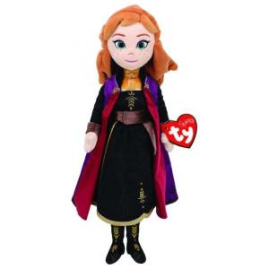 TY Frozen Anna Mjuk docka med ljud