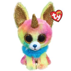 TY Beanie Boos YIPS Chihuahua med horn reg