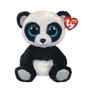 TY Beanie Boos BAMBOO Panda reg
