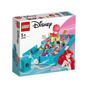 LEGO® Disney Princess Ariels Sagoboksäventyr 43176