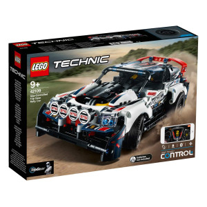 LEGO® Technic Fjärrstyrd Rallybil från Top Gear 42109