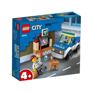 LEGO® City Polisens hundenhet 60241