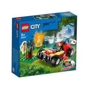LEGO® City Skogsbrand 60247