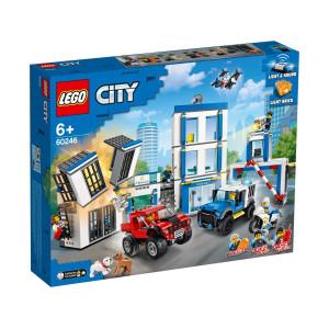 LEGO® City Polisstation 60246