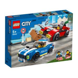 LEGO® City Motorvägsarrestering 60242