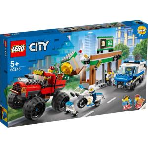 LEGO® City Monstertruckskupp 60245