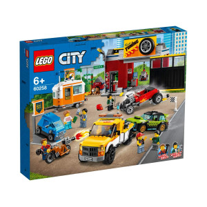 LEGO® City Bilverkstad 60258