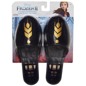 Frozen 2 Dress Up Anna Skor