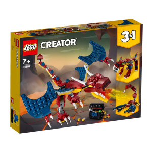 LEGO® Creator Elddrake 31102