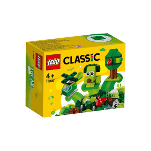 LEGO® Classic Kreativa gröna klossar 11007
