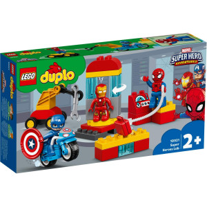 LEGO® Duplo Marvel Superhjältarnas labb 10921